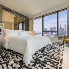 JW Marriott Hotel Singapore South Beach Люкс Премьер с двуспальной кроватью фото 3