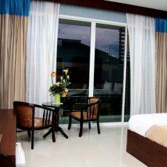 Отель NK Hometel Таиланд, Краби - отзывы, цены и фото номеров - забронировать отель NK Hometel онлайн комната для гостей фото 4