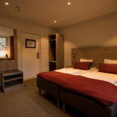 Отель Cityvandrarhemmet 2* Стандартный номер с различными типами кроватей фото 3