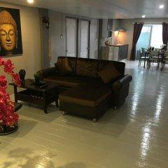 Samui Green Hotel 3* Улучшенные апартаменты с различными типами кроватей фото 5