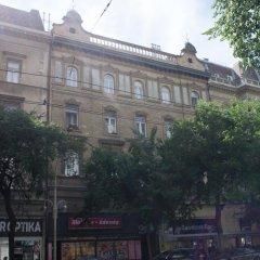 Отель Erzsébet Apartmanok Апартаменты с различными типами кроватей фото 3