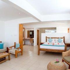 Отель Tropica Island Resort - Adults Only 4* Бунгало с различными типами кроватей фото 12
