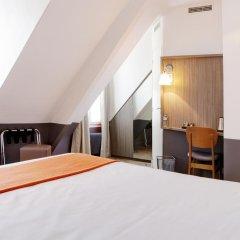 Отель Contact ALIZE MONTMARTRE 3* Стандартный номер с различными типами кроватей фото 15