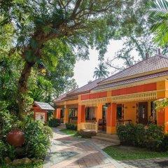 Отель Chaba Cabana Beach Resort 4* Вилла Делюкс с различными типами кроватей фото 2