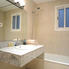 Отель Classbedroom Apartments III Испания, Барселона - отзывы, цены и фото номеров - забронировать отель Classbedroom Apartments III онлайн ванная