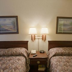 Отель Americas Best Value Inn Fort Worth/Hurst 2* Стандартный номер с различными типами кроватей фото 3