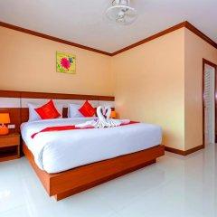 Отель Phusita House 3 2* Улучшенный номер с различными типами кроватей фото 8