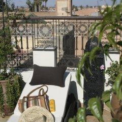 Отель Riad Assakina Марокко, Марракеш - отзывы, цены и фото номеров - забронировать отель Riad Assakina онлайн балкон
