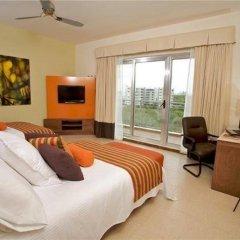 Отель Krystal Urban Cancun комната для гостей фото 8
