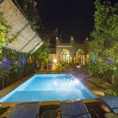 Отель La petite kasbah Марокко, Загора - отзывы, цены и фото номеров - забронировать отель La petite kasbah онлайн бассейн