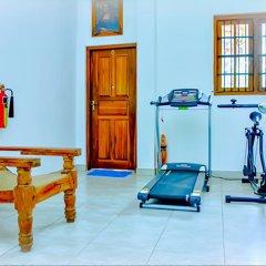 Отель Villu Villa фитнесс-зал фото 2