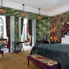 Отель Saint James Paris 5* Полулюкс с различными типами кроватей