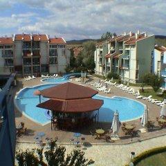 Отель Sunny Beach apartments Elit I Болгария, Солнечный берег - отзывы, цены и фото номеров - забронировать отель Sunny Beach apartments Elit I онлайн бассейн фото 2