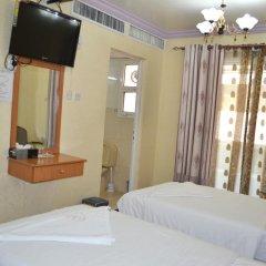 Maaeen Hotel ванная