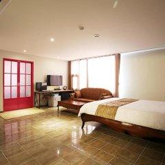K City Hotel 3* Президентский люкс с различными типами кроватей фото 7