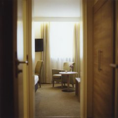 Hotel Jedermann 2* Улучшенный номер с различными типами кроватей фото 6