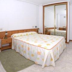 Отель Apartamentos La Terraza Испания, Ларедо - отзывы, цены и фото номеров - забронировать отель Apartamentos La Terraza онлайн комната для гостей фото 3