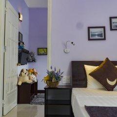 Отель The Moon Villa Hoi An 2* Стандартный семейный номер с различными типами кроватей фото 30