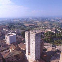 Отель Torre Di San Gimignano Италия, Сан-Джиминьяно - отзывы, цены и фото номеров - забронировать отель Torre Di San Gimignano онлайн балкон