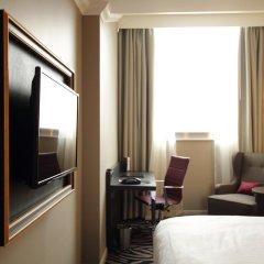 Отель Doubletree By Hilton Edinburgh City Centre 4* Стандартный номер фото 3
