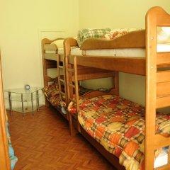 Star Hostel Кровать в общем номере с двухъярусной кроватью фото 3