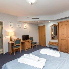 Aquamarina Hotel 3* Стандартный номер с различными типами кроватей фото 5