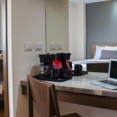 Eco Hotel Guadalajara Expo 3* Стандартный номер с различными типами кроватей