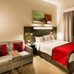 Отель Holiday Inn Express Dubai, Internet City 2* Стандартный номер с различными типами кроватей фото 5