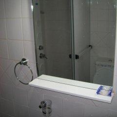 Отель Cabaña del Parque Сан-Рафаэль ванная