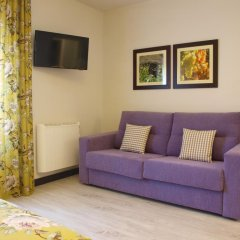 Отель Hosteria Sierra del Oso Потес комната для гостей фото 3