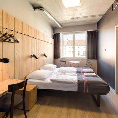 Отель Generator Berlin Mitte Берлин комната для гостей фото 4
