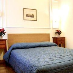 Отель Domus Cavour 3* Стандартный номер с двуспальной кроватью фото 15
