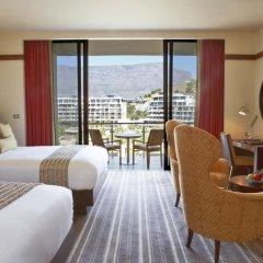 Отель One&Only Cape Town 5* Стандартный семейный номер с двуспальной кроватью фото 3
