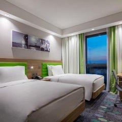 Отель Hampton by Hilton Istanbul Zeytinburnu 2* Стандартный номер с 2 отдельными кроватями фото 2
