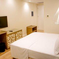 Hotel Luxury 4* Номер Делюкс с различными типами кроватей фото 30