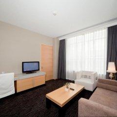 Отель Royal Tulip Luxury Hotels Carat Guangzhou 4* Улучшенный люкс