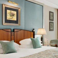 Kempinski Hotel Corvinus Budapest 5* Номер Делюкс с различными типами кроватей фото 2