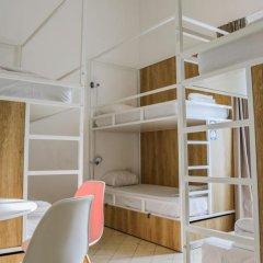 Inhawi Hostel Кровать в женском общем номере с двухъярусной кроватью фото 6
