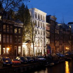 Отель The Dylan Amsterdam Стандартный номер с различными типами кроватей фото 8