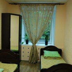 Хостел Олимпия Кровать в общем номере с двухъярусной кроватью фото 20