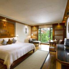 Отель The Sukhothai Bangkok 5* Студия Делюкс с различными типами кроватей фото 3