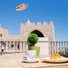 Отель Valenciaflats Torres de Serrano Испания, Валенсия - отзывы, цены и фото номеров - забронировать отель Valenciaflats Torres de Serrano онлайн питание фото 3