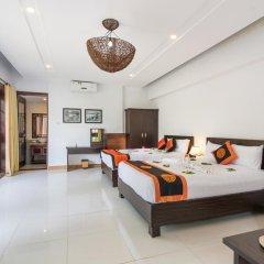 Отель Botanic Garden Villas 3* Улучшенный номер с 2 отдельными кроватями фото 6