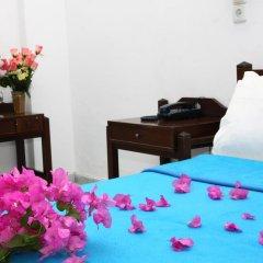 Palm Bay Hotel 2* Стандартный номер с различными типами кроватей фото 3