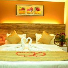 Pearl City Hotel 3* Номер Делюкс с двуспальной кроватью фото 9