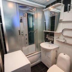 Апартаменты КвартировЪ -Центр Красноярск ванная