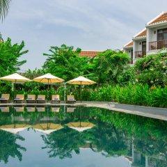 Отель Hoi An Coco River Resort & Spa бассейн фото 3