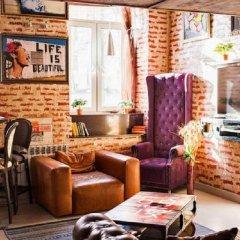 Отель Loft On Karla Marksa Минск гостиничный бар