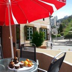 Отель Haifa Guest House Стандартный номер фото 9