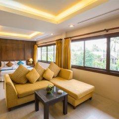 Отель Coconut Village Resort 4* Люкс с двуспальной кроватью фото 8